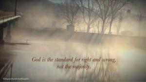 GODS STANDARD