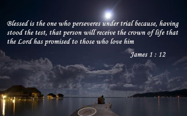 Image result for james 1:12