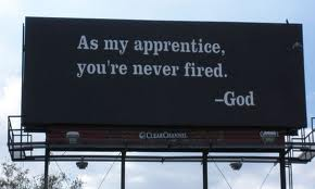 BILLBOARD SIGN FOR GOD