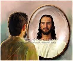 reflecting-god
