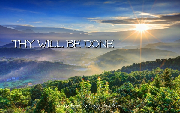 Image result for thy will be done