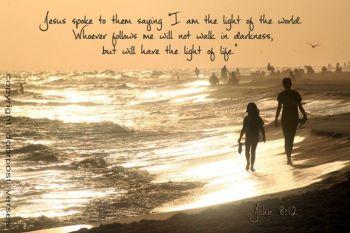 Living in the Light ~ CHRISTian poetry by deborah ann