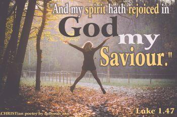 This is My Savior ~ CHRIStian poetry by deborah ann