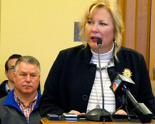 .jpg photo of acting secretary of Kansas DCF