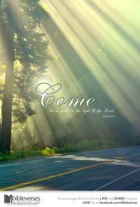 Walking In The Light ~ CHRISTian poetry by deborah ann ~