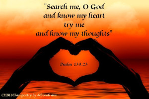 Look Into My Heart Lord ~ CHRISTian poetry by deborah ann