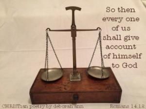 Spiritual Inventory ~ CHRISTian poetry by deborah ann