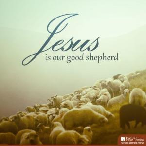 Even When ~ CHRISTian poetry by deborah annJesus is our Good Shepherd IBible Verses