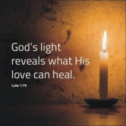 God's Light ~ CHRISTian poetry by deborah ann