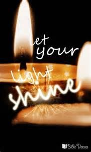 Light Shine ~ CHRISTian poety by deborah ann