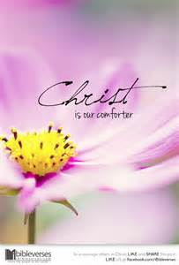 The Comforter of My Soul ~ CHRISTian poetry by deborah ann